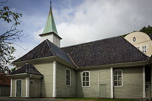 St George's Church, Bergen - Image: Church of Leprosy Museum