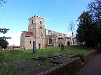 Barton-upon-Humber - Church of St Peter Barton-upon-Humber.
