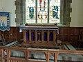 Church of St James, Clapham, Altar - geograph.org.uk - 1777580.jpg