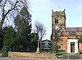 Church of St Mary and St Luke, Shareshill, Staffordshire - geograph.org.uk - 662323.jpg