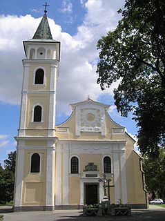 Church of the Nativity of the Blessed Virgin Mary, Michalovce