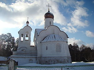 Church of the Resurrection of Christ in Peredelkino 04.jpg