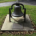 Church of the Sacred Heart (Coshocton, Ohio) - church bell, John.jpg