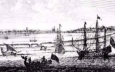Mauritsstad, o Recife nassoviano.