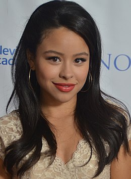 Cierra Ramirez 7th Annual Television Academy Honors (cropped).jpg