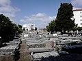 Cimetière des Juifs portugais (vue vers l'entrée).jpg