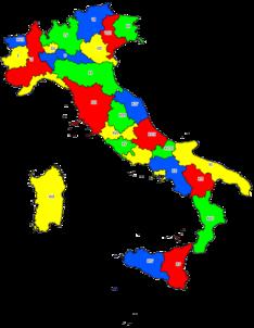 Risultati elettorali di fratelli d 39 italia alleanza for Elezione camera dei deputati