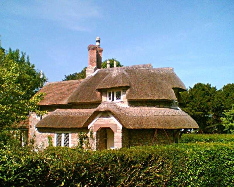 Circular Cottage, Blaise Hamlet