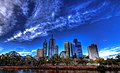 Cirrus stream over Melbourne CBD (4838023810).jpg