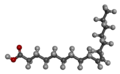 Cis-10-Heptadecenoic acid - 3D - Ball-and-stick Model.png