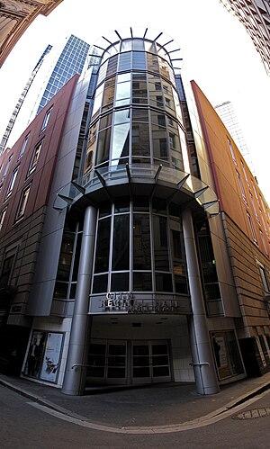 Culture of Sydney - City Recital Hall, Angel Place, Sydney