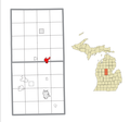 Clare (Clare and Isabella counties), MI location.png
