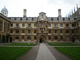 Clare College, Cambridge College of the University of Cambridge