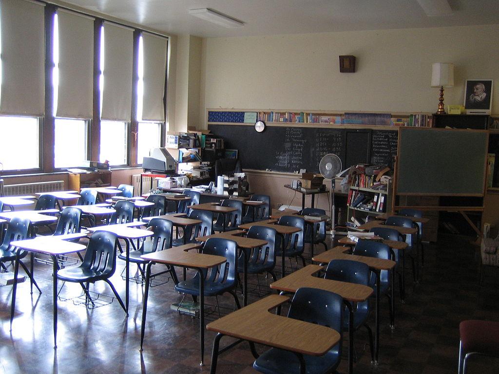 Classroom 3rd floor