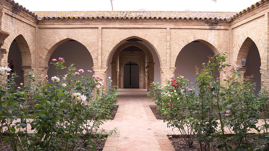 Iglesia del Convento de Santa Clara. Claustrillo Mudéjar
