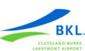 Cleveland Burke Lakefront Airport logo.png