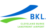 Cleveland Burke Lakefront Airport logo.png