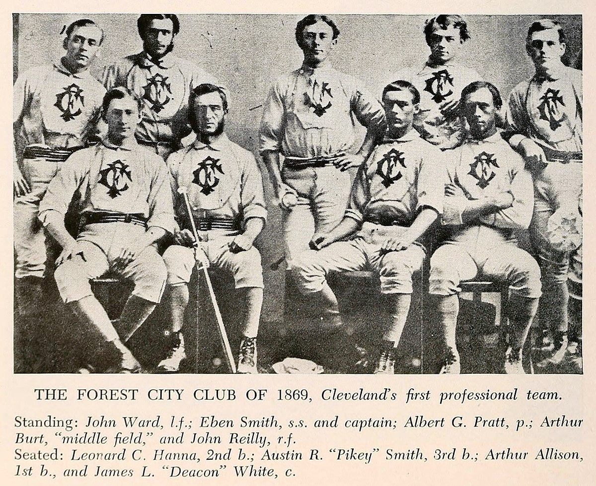 Cleveland Forest Citys Wikipedia