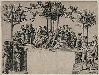 Apollo on Parnassus