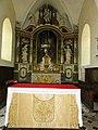 Cliponville (Seine-Mar.) église,autel principal.jpg