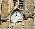 Clock, Netherfield church - geograph.org.uk - 1192895.jpg