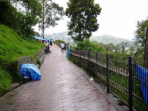 Coakers Walk, Kodaikanal - panoramio