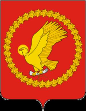 Ivanovsky District, Ivanovo Oblast - Image: Coat of Arms of Ivanovo rayon (Ivanovo oblast)