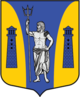 Coat of Arms of Vysotskoe GP.png