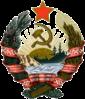 Герб Карело-Финской ССР.