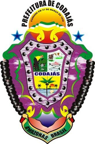 Codajás - Image: Codajás brasão