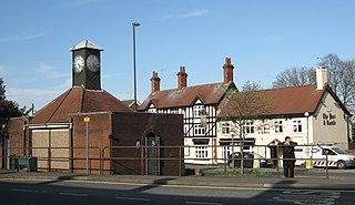 Codnor Human settlement in England