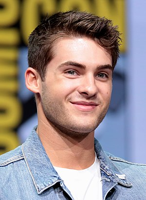 Cody Christian - Christian at the 2017 San Diego Comic-Con