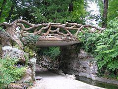 arche pour jardin