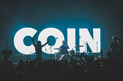 Picture of a band or musician: Coin