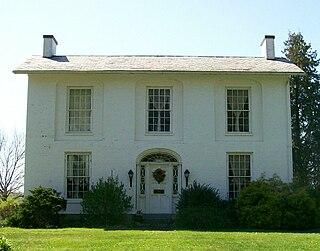 Muskingum Township, Washington County, Ohio Township in Ohio, United States