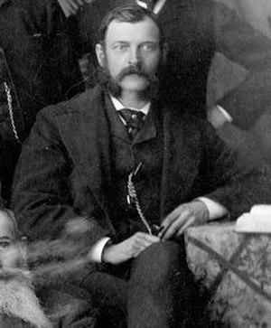 Edmonton municipal election, 1892 - Colin Strang