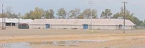 Rapides Parish Coliseum - Image: Coliseum exhibition hall 600x 200