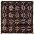 Collectie NMvWereldculturen, RV-847-49, Batikpatroon, 'Salak ing tegal', voor 1891.jpg