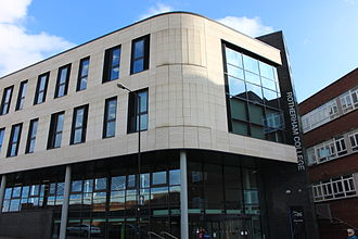 Rotherham - Rotherham College of Arts and technology