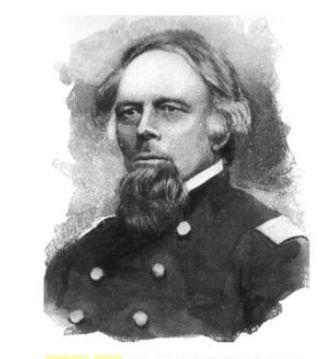 Little Pigeon Creek Community - Colonel William Jones, American Civil War (1803-1864)
