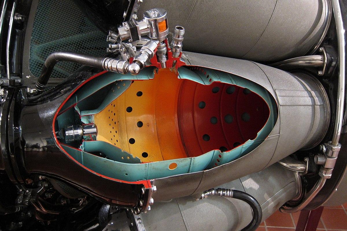 Combustion Chamber Wikipedia