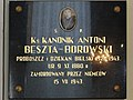 Commemorative plaque in Basilica of the Nativity of St Mary and St Nicholas in Bielsk Podlaski - 09.jpg