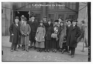 Committee on Public Information - Image: Committee on Public Information in 1916