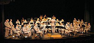 French Foreign Legion Music Band (MLE) - A classical formation performance of the Foreign Legion Music.