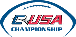2007 Conference USA Football Championship Game - Image: Conference USA Football Championship logo