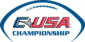 2005 Conference USA Football Championship Game - Image: Conference USA Football Championship logo