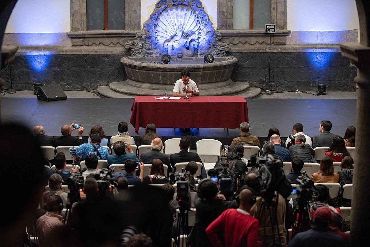 Crisis Política En Bolivia De 2019 Wikipedia La
