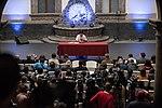 Conferencia de Prensa de Evo Morales en el Museo de la Ciudad de México 3.jpg