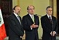 Conferencia de prensa ofrecida por el premier Salomón Lerner y el presidente de Repsol 01.jpg