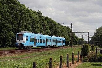 Protos (train) - PROTOS train at Hoevelaken